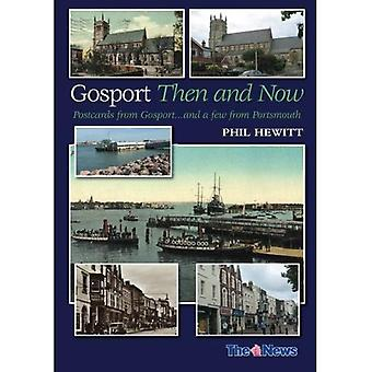 Gosport: Då och nu: vykort från Gosport:... och några från Portsmouth