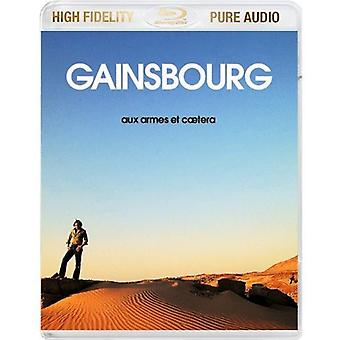 Serge Gainsbourg - Aux Armes Et Caetera 1979 [Blu-ray] USA import