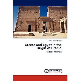 Grækenland og Egypten i Drama af Panosa & Maria Isabel oprindelse