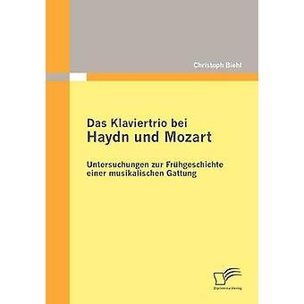 Das Klaviertrio Bei Haydn Und Mozart zur Zur Frhgeschichte Einer Musikalischen Gattung von & Christoph Biehl