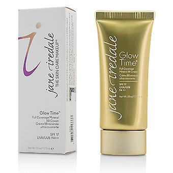 Jane Iredale Glow Time Full Coverage Mineral Bb Cream Spf 17 - Bb11 - 50ml/1.7oz