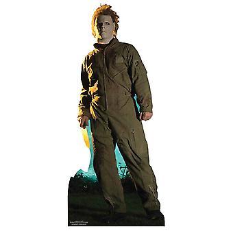 Michael Myers Halloween Classic utgjør Lifesize papp åpning / Standee / Standup