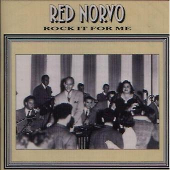 Red Norvo - Rock It for Me [CD] USA import