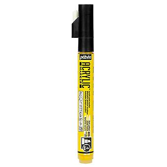 Pebeo acrílico marcador 4mm ponta de cinzel