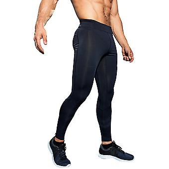 Outdoor Look Mens Ankle Zip Stretch Training Leggings