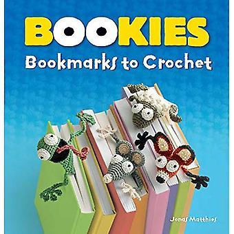 Bookies: Lesezeichen zum Häkeln
