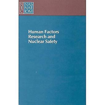 Investigación de factores humanos y seguridad nuclear