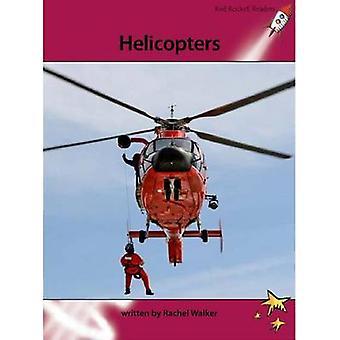 Helicopters by Rachel Walker - 9781927197394 Book