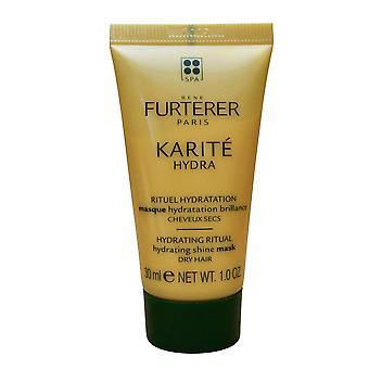 Rene Furterer Karite Hydra Hydrating Shine Mask Coarse, Textured Hair 1.0 OZ