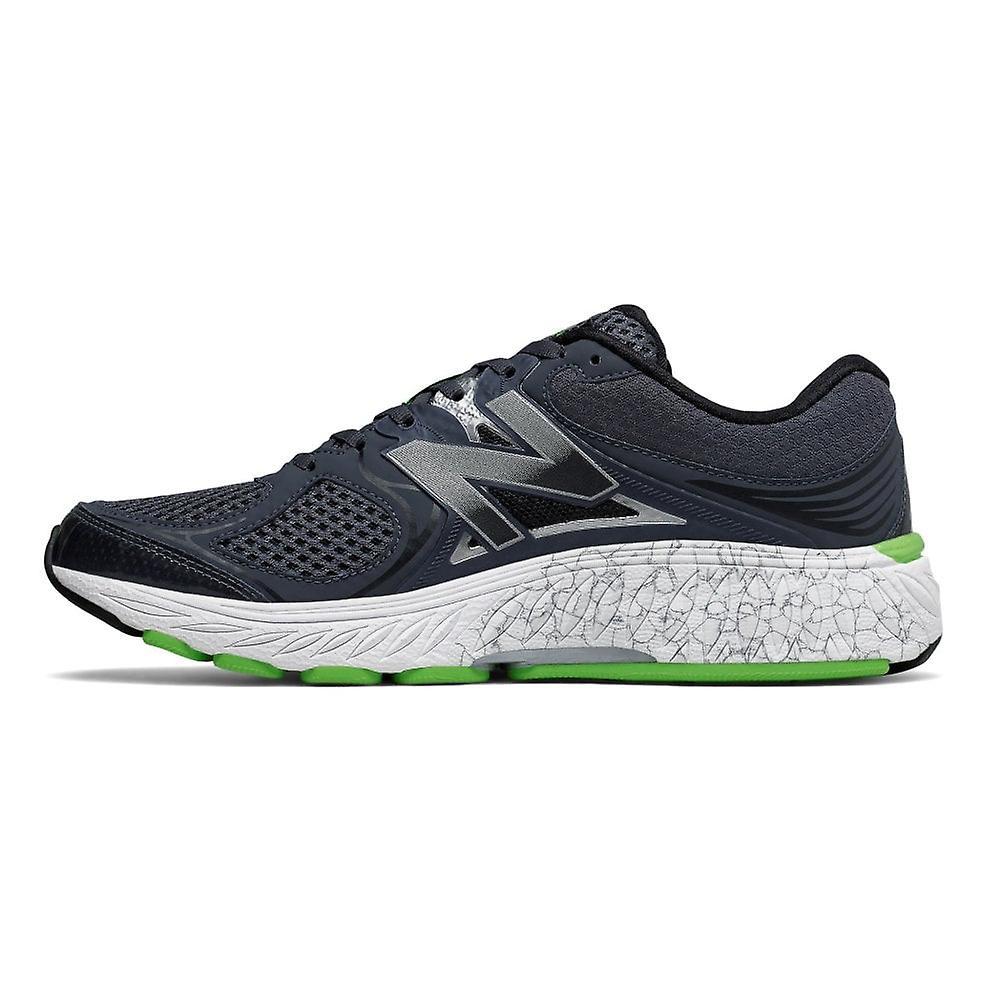 New Balance 940v3 Mens D Width (standard) Road Running Shoes W/ Support For Overpronation Blue/green