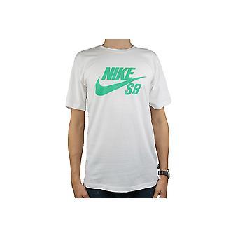 Nike SB Logo Tee 821946-103 Mens T-shirt