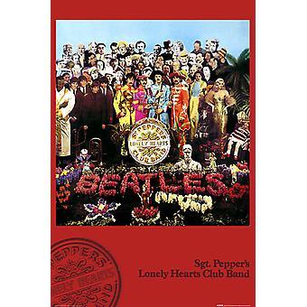 Poster - Studio B - Beatles - Sgt Pepper (Album Cover) 36x24
