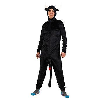 Crazy Bull Jumpsuit Costume Espagnol Bull Hen Party Costume Homme