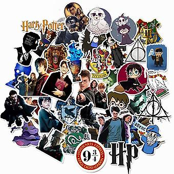 Stickers, 50 pack-Harry Potter