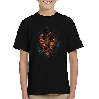 Alchemy Wyverex Auctor Kid's T-Shirt