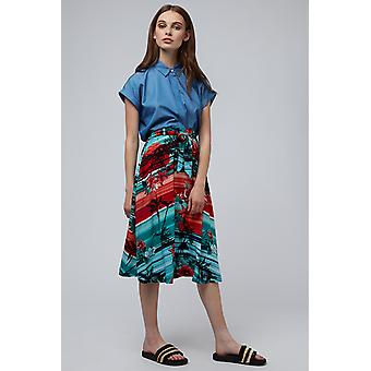 Louche Matilda Hawaii Skirt