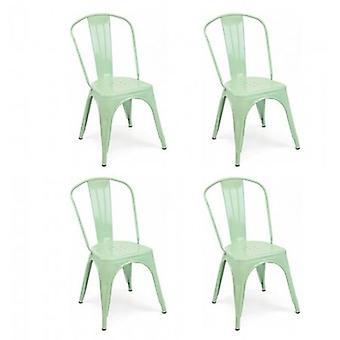Kuovi パック 4 椅子 Kuovi (家具、パック、チェア、椅子)