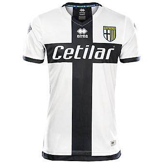 2019-2020 Parma Errea Home Football Shirt