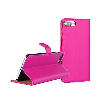 Boîtier portefeuille simple pour iPhone 7+/8+