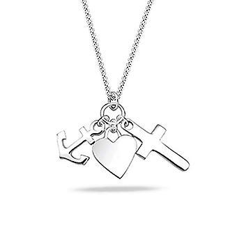 Elli Silver Pendant Necklace 925 - 45 cm 0107570411_45