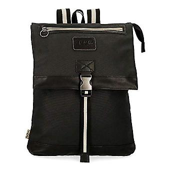 Pepe Jeans Strike Casual Backpack - 36 cm - 11.66 litres - Black