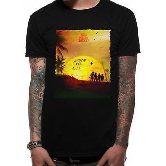 Kubrick Full Metal Jacket-Sunset T-Shirt
