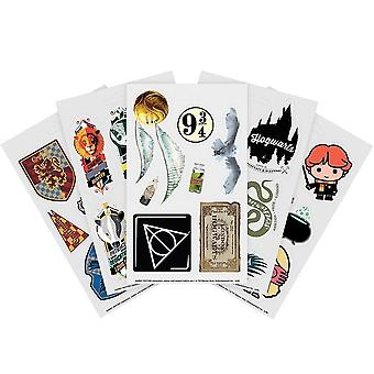 34x Harry Potter Gadget Stickers