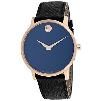 Movado Men's Museo Sport Blue Dial Watch - 607266