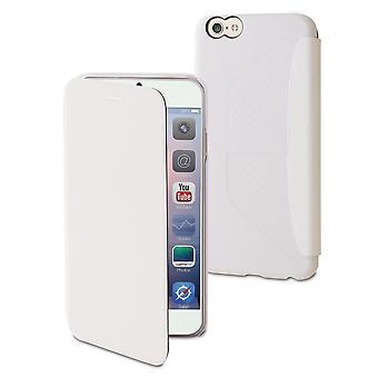 Estojo para iPhone 6 Plus / 6s Plus Easy Folio White