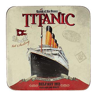 Titanic Belfast 1912 Collectors Drinks Coaster (sg)