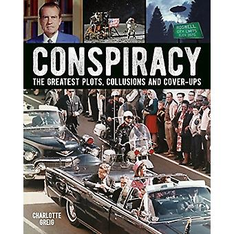 Conspiracy by Charlotte Greg