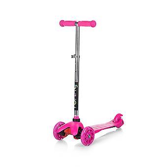 Chipolino scooter pour enfants, scooter Ronny 3 roues, hauteur réglable, à partir de 3 ans