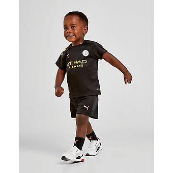 جديد بوما مانشستر سيتي FC 2019/20 بعيدا كيت الرضع الأسود