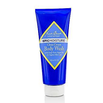 Jack Black Clean Cream Body Wash - 295ml/10oz