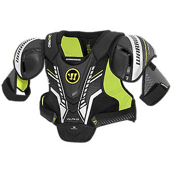 Warrior Alpha DX Pro Shoulder Guard Junior