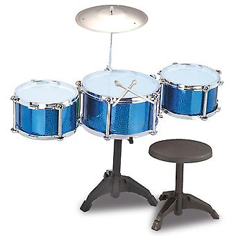 Toyrific musical instrument-mit første Drumset