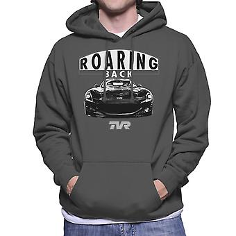 TVR Roaring Back Men's Hooded Sweatshirt