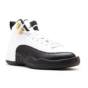 Air Jordan 12 Retro (Gs) 'Taxi 2013 Release' - 153265 - 125 - skor