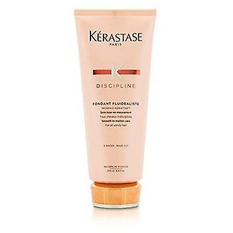 Kerastase Discipline Fondant Fluidealiste Smooth-in-motion Care - For All Unruly Hair (nuevo packaging) 200ml/6.8oz