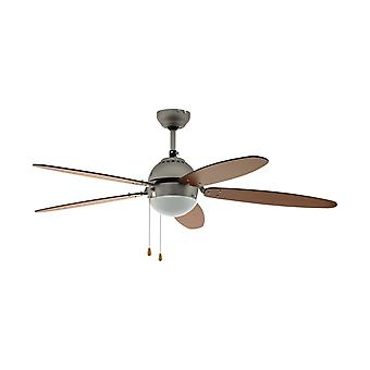 """Ceiling fan Susale 132cm / 52"""" with lighting"""