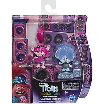 Trolls World Tour Rock City Bobble Head