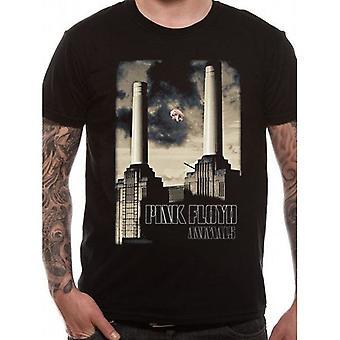 Pink Floyd -  Animals Battersea  T-Shirt