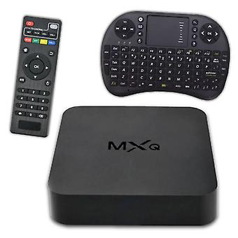 Stuff Certified® MXQ HD TV Box Media Player Android Kodi - 1GB RAM - 2GB Storage + Wireless Keyboard
