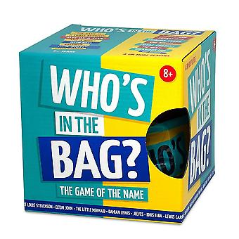 University Games Who's In The Bag?