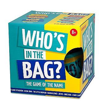 Universitätsspiele Wer's In The Bag?