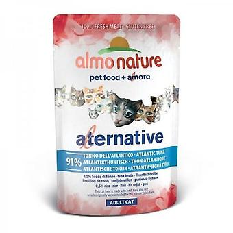 Almo nature Alternative Pouch Atlantic Tuna (Cats , Cat Food , Wet Food)