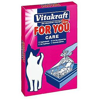Vitakraft Clo-Fix Tray Bags for Cats