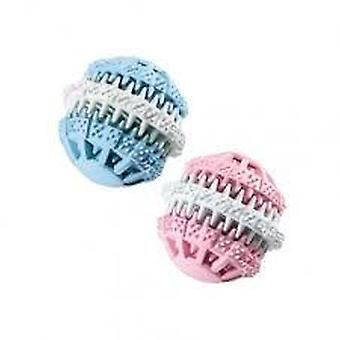 Ferplast 6586 Pa גומי כדור F/שיניים (כלבים, צעצועים & ספורט, אקו מוצרים)