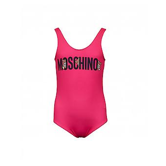 Moschino Toy Front Logo Swim Suit
