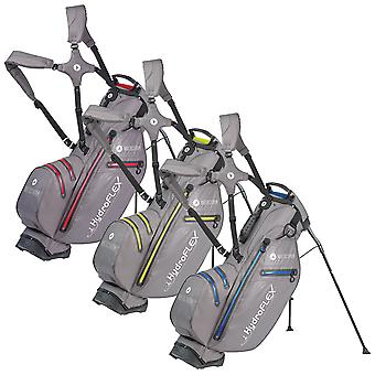 Motocaddy 2020 Hydroflex Lightweight Waterproof Rain Hood Golf Stand Bag